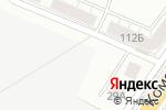 Схема проезда до компании ТДФ в Екатеринбурге