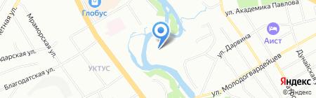 Энергоресурс на карте Екатеринбурга