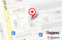 Схема проезда до компании Стендмакс в Екатеринбурге
