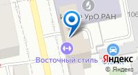 Компания Carbon Soft на карте