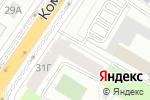Схема проезда до компании Уральская лесоустроительная экспедиция в Екатеринбурге