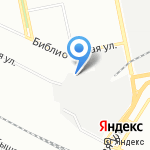 Россервис на карте Екатеринбурга