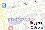 Схема проезда до компании Флинт в Екатеринбурге