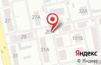 Схема проезда до компании Арт-Индустрия в Екатеринбурге