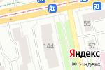 Схема проезда до компании Университетское в Екатеринбурге