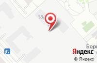 Схема проезда до компании Спецстрой в Екатеринбурге