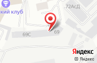 Схема проезда до компании Журнал Автостоп в Екатеринбурге