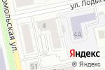 Схема проезда до компании EXPORENT в Екатеринбурге
