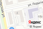 Схема проезда до компании Спецмонтажстрой в Екатеринбурге