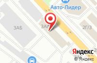 Схема проезда до компании Альтернатива в Екатеринбурге