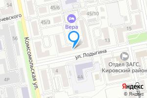 Сдается однокомнатная квартира в Екатеринбурге Кировский район, микрорайон Втузгородок, ул. Лодыгина, 11