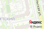 Схема проезда до компании СтройЛюксСервис в Екатеринбурге