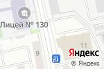 Схема проезда до компании Empoli в Екатеринбурге