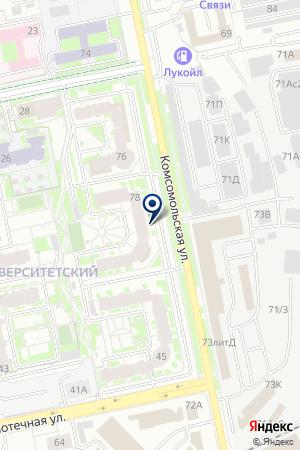 Центр автотехнической экспертизы Россервис на карте Екатеринбурга