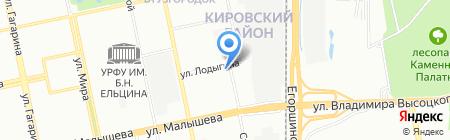 Фото 2000 на карте Екатеринбурга