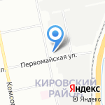 Индустриальные краски на карте Екатеринбурга