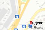 Схема проезда до компании Газресурс в Екатеринбурге