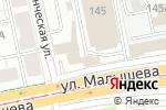 Схема проезда до компании УралЭлектрокомплекс в Екатеринбурге