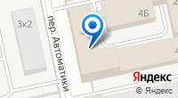 Компания Уралпроектмонтажавтоматика на карте
