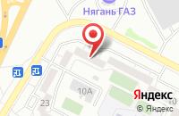 Схема проезда до компании Марант в Екатеринбурге