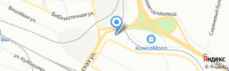 Синие камни на карте Екатеринбурга
