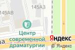 Схема проезда до компании Нива Трофи Клуб в Екатеринбурге