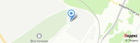 Урал-ЭКО на карте Екатеринбурга