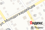 Схема проезда до компании У дяди Вани в Екатеринбурге