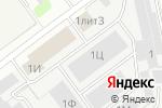Схема проезда до компании ГРС Урал в Екатеринбурге