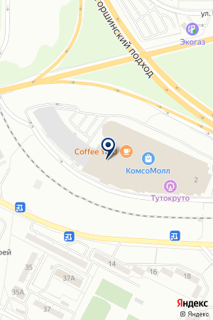 Powerhouse Gym на карте Екатеринбурга