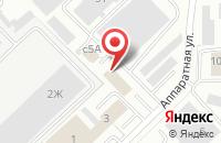 Схема проезда до компании Оптовое предприятие в Екатеринбурге