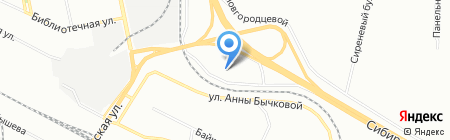 М.видео на карте Екатеринбурга