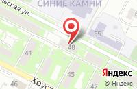 Схема проезда до компании Рекламное Агентство «Территория» в Екатеринбурге