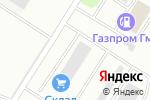 Схема проезда до компании Абамет-Урал в Екатеринбурге