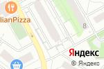 Схема проезда до компании Арагац в Екатеринбурге