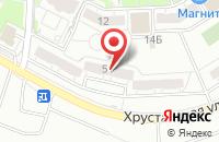 Схема проезда до компании АвтЭн-Урал в Екатеринбурге