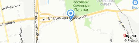 Продукты ЕРМОЛИНО на карте Екатеринбурга