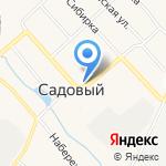 Ранчо на карте Екатеринбурга