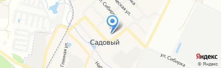 Почтовое отделение №907 на карте Екатеринбурга