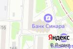 Схема проезда до компании Мастерская по ремонту одежды в Екатеринбурге