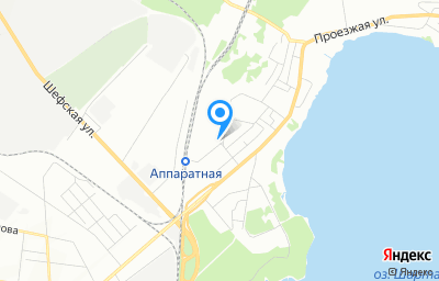 Местоположение на карте пункта техосмотра по адресу г Екатеринбург, ул Краснодарская, д 13