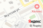Схема проезда до компании СкубакСтройПлюс в Екатеринбурге