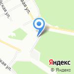 Сфинкс на карте Екатеринбурга