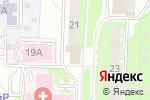 Схема проезда до компании Тифлисъ в Екатеринбурге