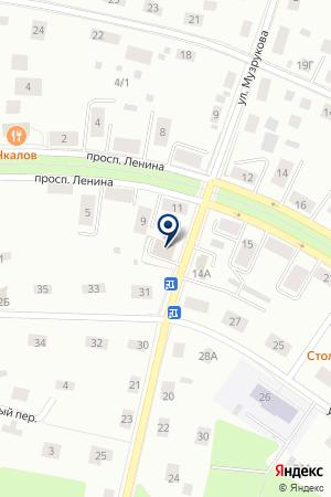 МАГАЗИН ВОСХОД на карте Озерска