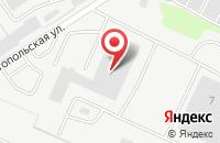 Схема проезда до компании Орион в Екатеринбурге