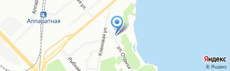 Savam на карте Екатеринбурга