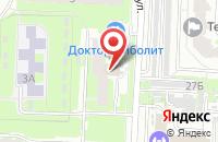 Схема проезда до компании 10 лучших в Екатеринбурге