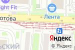 Схема проезда до компании Магазин по продаже фруктов и овощей в Екатеринбурге