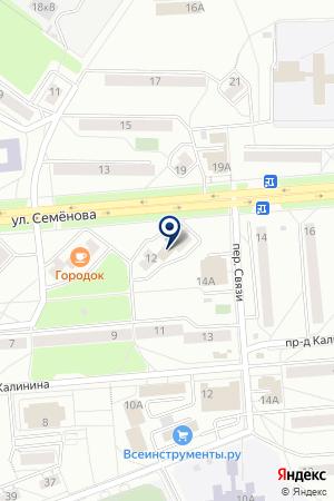 СПОРТИВНЫЙ ОЗДОРОВИТЕЛЬНЫЙ ЦЕНТР ТРИУМФ на карте Озерска